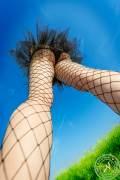 Legs thru the sky