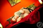 Miss Cindereena - Red Bed