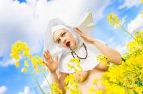 The nature Nun