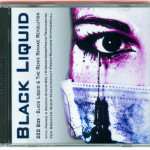 Black Liquid CD Cover