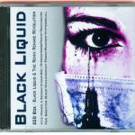 Black Liquid CD Cover