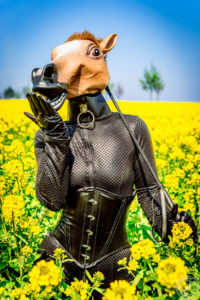 Pet Play - Be my little horse today