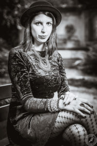 German Gothic Girl