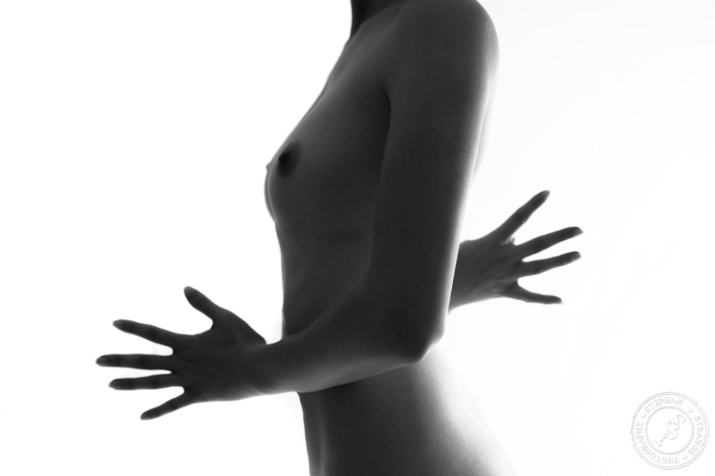 Black and White Silhouette